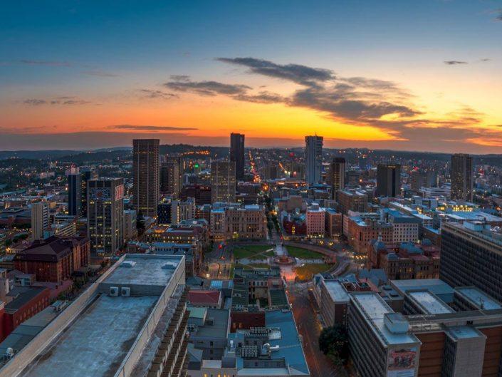 Pretoria Rising